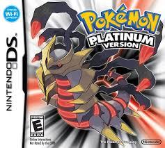 amazon com pokemon platinum video games