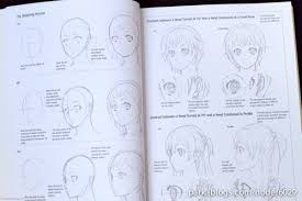 book review how to draw manga sketching manga style volume 3