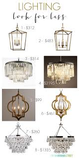 Chandeliers For Less by Mid Century Modern Brass Chandeliers For A Hospitality Project