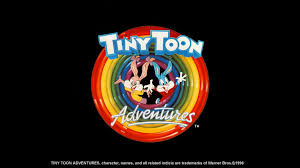 tiny toon adventures image tiny toon logo 1996 buster and the beanstalk png tiny