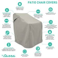 Patio Cover Repair by Patio Bar Chair Cover Patio Chair Covers