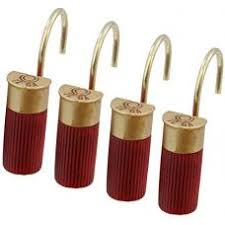 Red Shower Curtain Hooks Shower Curtains Hooks U0026 Liners