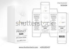 curriculum vitae minimalist design packaging area layout design packaging box stock vector 428100457 shutterstock