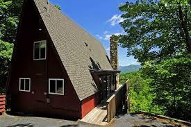 a frame cottage a frame cabin smoky mountains