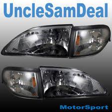 ebay mustang headlights eagle eye car truck headlights for ford mustang ebay