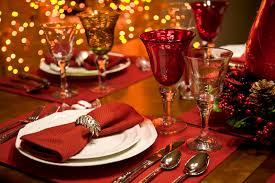 Wine Glass Flower Vase Decoration Astonishing White Christmas Table Decoration Using