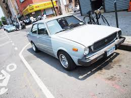 toyota corolla 1977 model lost on dekalb ave 1977 toyota corolla autofrei