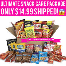 halloween care packages for college students ultimate snack care package 14 99 shipped