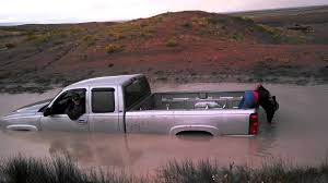 Chevy And Ford Truck Mudding - mudding in wyoming gone wrong youtube