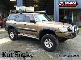 nissan 2000 4x4 gu nissan patrol kut snake 4x4