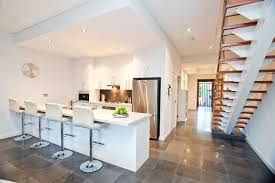 Kitchen Stairs Design Stairs Spaced Interior Design Ideas Photos And Pictures For