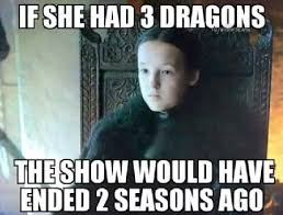 Who Let The Dogs Out Meme - 19 hilarious game of thrones memes that will make your night