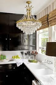 kitchen awesome kitchens with chandeliers decor idea stunning