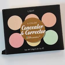 Color Concealer Review U0026 Swatches Bh Cosmetics 6 Color Concealer U0026 Corrector