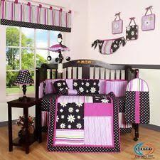 Geenny Crib Bedding Geenny Nursery Bedding Ebay