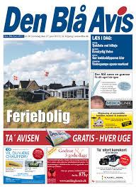den blå avis vest 23 13 by grafik dba issuu