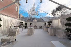 tent draping draping swaging standard party rentals bay area