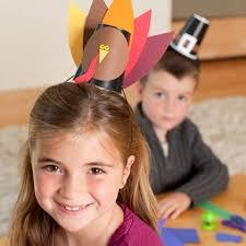 turkey hat 7 creative thanksgiving day crafts for