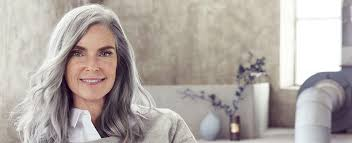 light grey hair wellapro