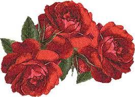 roses photo stitch free embroidery design 9 photo stitch