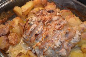 cuisiner un roti de porc au four roti de porc à la fourme d ambert sevencuisine