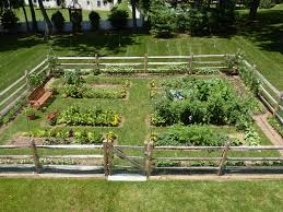 Vegetables Garden Ideas Rustic Vegetable Garden Fence Fence Ideas Ideas For Small