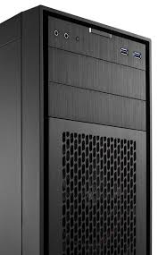 obsidian color corsair 450d obsidian series atx mid tower gaming computer case