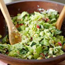 Garden Salad Ideas Chopped Salad