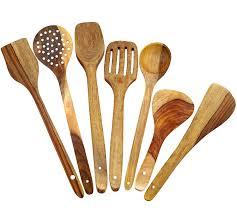 amazon com spoons cooking utensils home u0026 kitchen wooden