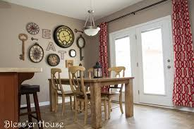 Kitchen Gallery Wall by Project Clock Gallery Wall Bless U0027er House