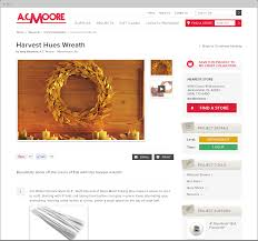 colors of orange magento web design for large ecommerce site
