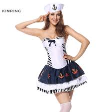 sailor halloween costume party city online get cheap sailor halloween costumes aliexpress com