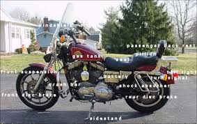 how do motorcycle parts work