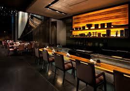 Sushi Bar  Retail Design Blog - Japanese restaurant interior design ideas