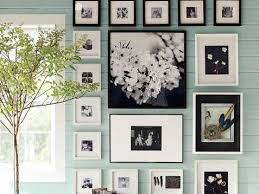 How To Hang Pictures On A Wall How To Hang A Photo Wall Today Com