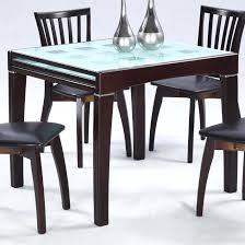 Expandable Dining Room Tables Audacious Expandable Dining Table Small Unique Thought