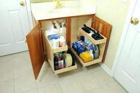 Bathroom Sink Storage Solutions The Bathroom Sink Storage Simpletask Club