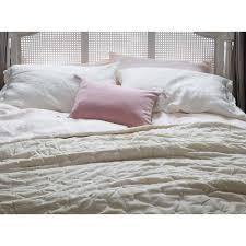lisbon bed linen in ivory 100 linen luxury bed linen
