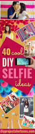 40 super cool diy selfie ideas diy projects for teens
