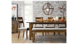 crate and barrel dining table set basque honey wood dining chair and cushion crate and barrel
