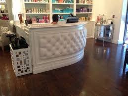 Hairdressers Reception Desk 50 Reception Desks Featuring Interesting And Intriguing Designs