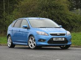 used ford focus tdci used ford focus 2010 manual diesel 2 0 tdci zetec s blue for sale