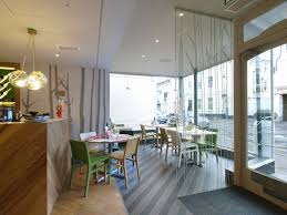 innovative restaurant interiors modern kitchen restaurant layout