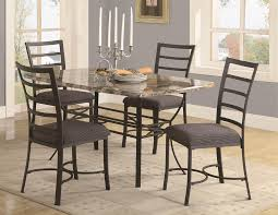 Hamlyn Dining Room Set by Metal Dining Room Furniture Perfect Metal Dining Room Table 17