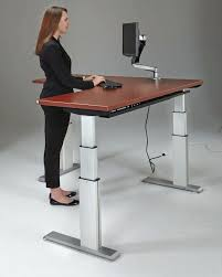 office desk with adjustable keyboard tray adjustable height office desks adjustable height desk keyboard tray