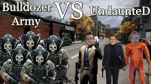 Bulldozer Meme - army of bulldozers payday 2 pc youtube