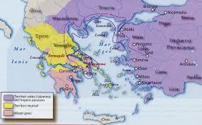 prima guerra persiana colonie e madrepatria nel mondo antico