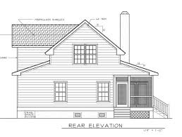 Farm House Plan House Plan 45628 At Familyhomeplans Com