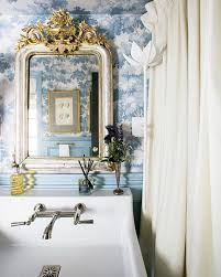 wallpaper bathroom designs 247 best p o w d e r images on bathroom ideas room
