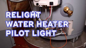 gas water heater pilot light but not burner how to relight water heater pilot light no water quick home